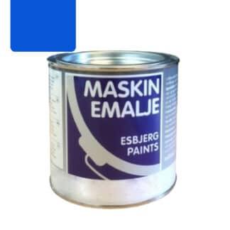 Esbjerg maskinmaling NH Millenium Blue 02141