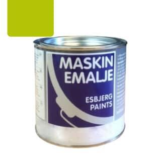 Esbjerg maskinmaling Claas grøn 67023