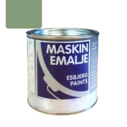 Esbjerg maskinmaling Hannovergrøn RAL 6011 68037