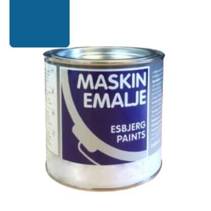 Esbjerg maskinmaling Ford blå 70048