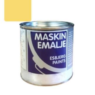 Esbjerg maskinmaling Clayson gul 73050