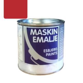 Esbjerg maskinmaling Massey Ferguson rød 75004