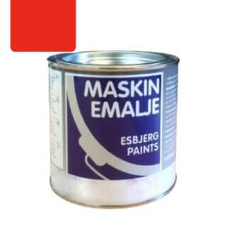 Esbjerg maskinmaling Fendt trafik rød RAL 3020 82003