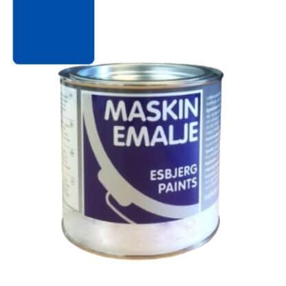 Esbjerg maskinmaling Ensian Blå RAL 5010 82038