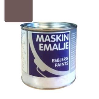 Esbjerg maskinmaling MF Charcoal Grey 82082