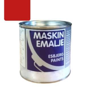 Esbjerg maskinmaling MF Dronningborg rød 90229