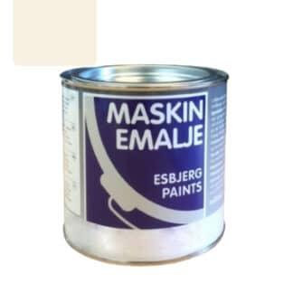 Esbjerg maskinmaling Case Orchid hvid 92168