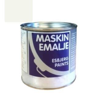 Esbjerg maskinmaling Ford New Line hvid 95174