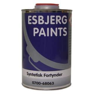 Esbjerg Paint syntetisk fortynder 68063