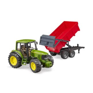 Bruder traktorsæt 02057 John Deere 6920 traktor