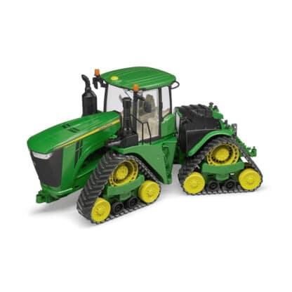Bruder John Deere 9620RX knækstyret traktor med bælter 04055