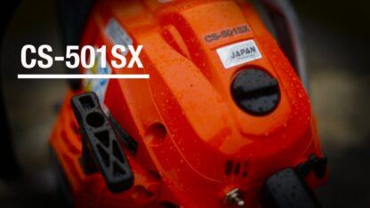 Echo's CS 501 SX reklame