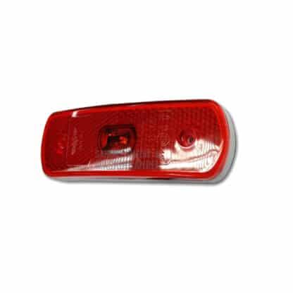 LED markeringslygte, side (rød)