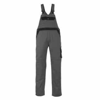 Overalls Milano grå sort