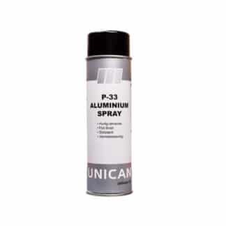 Aluminium Spray 500ml P-33