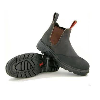 rossi støvler med sikkerhed