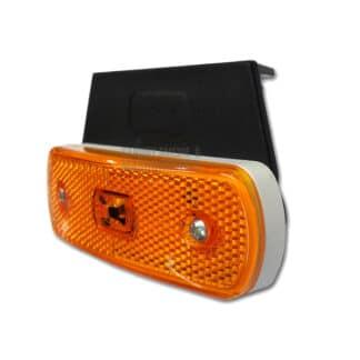LED markeringslygte, side (orange)