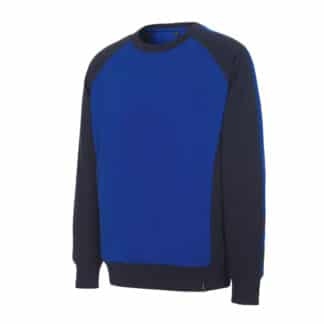 Sweatshirt Witten blå marine