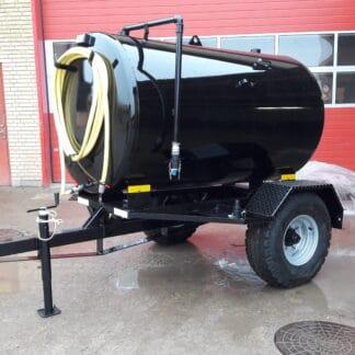 vandvogn 2500 liter tøndespredning