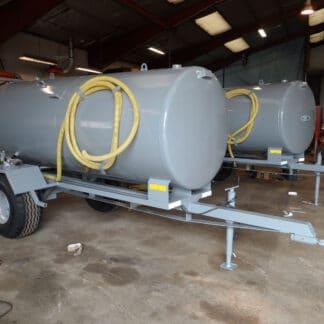 vandvogn 4000 liter med pumpe