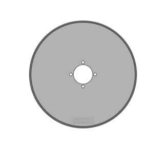 Øverum rulleskær glat 72547