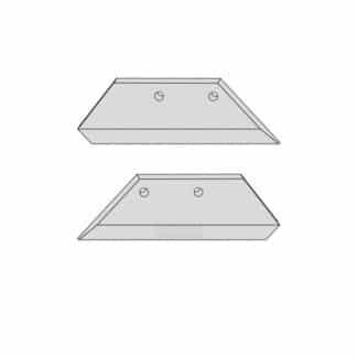 """Øverum XL, AX skær 16"""" 94600, 94601"""