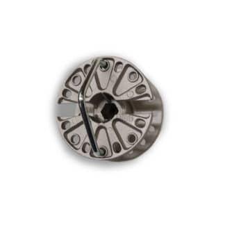 80 mm rund trådstrammer