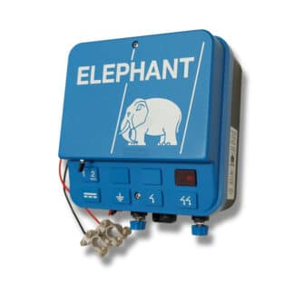 elephant strømgiver, elhegn a25