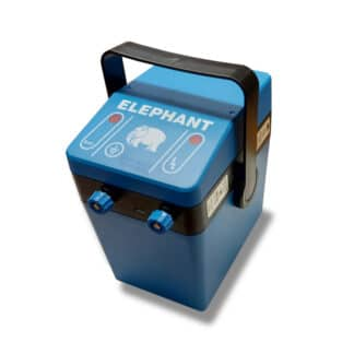 elephant batterihegn, elhegn p6 s