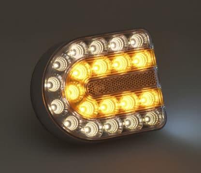 connix trådløst positionslygte med lys