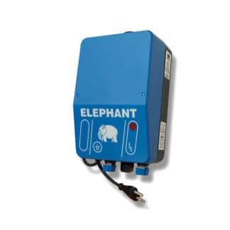 elephant strømgiver, elhegn m15