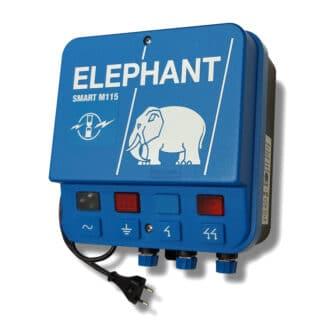 elephant strømgiver, elhegn m115 d