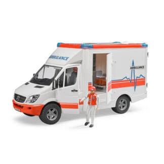 Bruder Ambulance MB Sprinter 02536