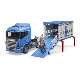 bruder 03549 dyretransport