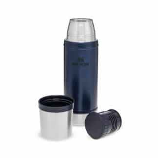 Stanley classic termokande, 0,5L natblå